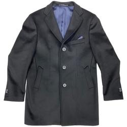 Abbigliamento Uomo Cappotti Fabio Marra ATRMPN-25847 Nero