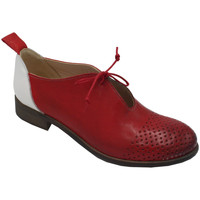 Scarpe Donna Derby Angela Calzature AANGC5007rosso rosso