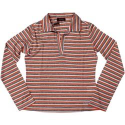 Abbigliamento Donna T-shirts a maniche lunghe Diana Gallesi ATRMPN-25882 Arancio