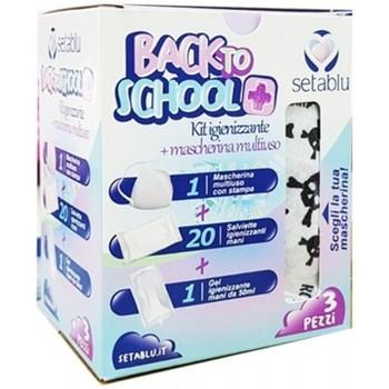 Bellezza Corpo e Bagno Setablu Kit Igienizzante + Mascherina Multiuso
