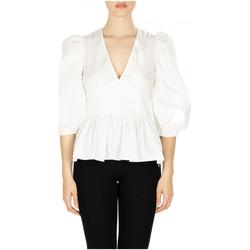 Abbigliamento Donna Top / Blusa Anonyme ADRIANA white