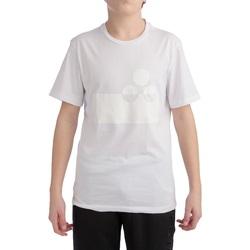 Abbigliamento Uomo T-shirt maniche corte Peuterey PEU4003 99011969-BIAOF Bianco