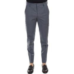 Abbigliamento Uomo Pantaloni 5 tasche Hosio 403P02T/14 GRI Pantalone Uomo Uomo Grigio Grigio