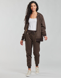 Abbigliamento Donna Pantaloni da tuta MICHAEL Michael Kors MK DOT CLSC SPORT JOGGER Marrone