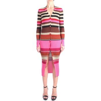 Abbigliamento Donna Gilet / Cardigan Circus Hotel S1/H1SK04 Cardigan Donna Mult fuxia Mult fuxia