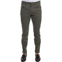 Abbigliamento Uomo Pantaloni 5 tasche Barbati WILL/261OLD/162 MIL Pantalone Uomo Uomo Verde Militare Verde Militare
