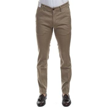 Abbigliamento Uomo Pantaloni 5 tasche Re-hash MUCHA 3101 0143 Pantalone Uomo Uomo Sabbia Sabbia