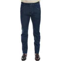 Abbigliamento Uomo Jeans dritti Hand Picked ORVIETO02309W1 LAV1 Jeans Uomo Uomo Blu Scuro Blu Scuro