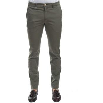 Abbigliamento Uomo Pantaloni 5 tasche Barbati ANTONY 571/162 MILI Pantalone Uomo Uomo Verde Militare Verde Militare