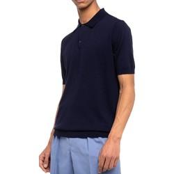 Abbigliamento Uomo Polo maniche corte Ballantyne  Blu