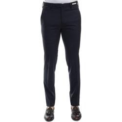 Abbigliamento Uomo Pantaloni 5 tasche L.b.m. 1911 14517/4 8455 BLU Pantalone Uomo Uomo Blu Blu