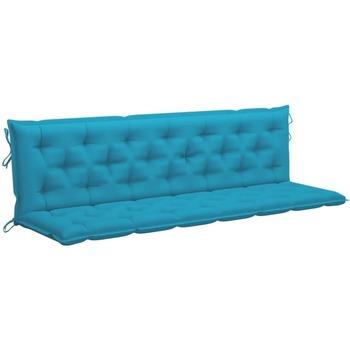Casa cuscini VidaXL Cuscino per dondolo 200 cm Blu