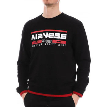 Abbigliamento Uomo Felpe Airness NINETY-SWEAT Nero