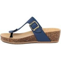 Scarpe Donna Infradito Summery  Blu