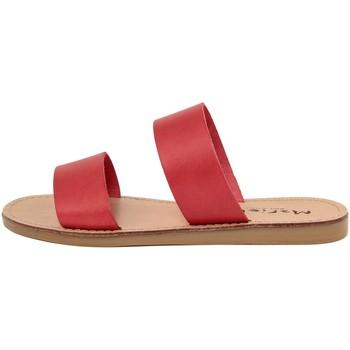 Scarpe Donna Ciabatte Mariella  Rosso