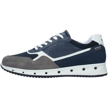 Scarpe Uomo Sneakers basse IgI&CO 7121100 BLU NAVY