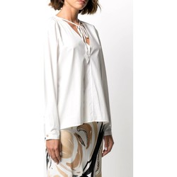 Abbigliamento Donna Camicie Alysi Creme 101209 P1019 Multicolore