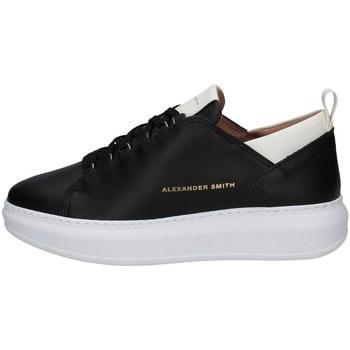 Scarpe Uomo Sneakers basse Alexander Smith W107481 NERO