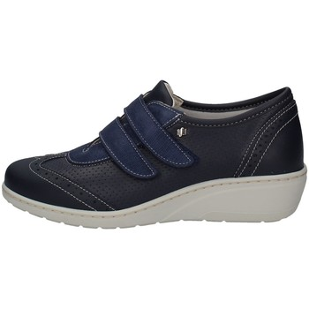 Scarpe Donna Sneakers basse Florance 15606-3 BLU