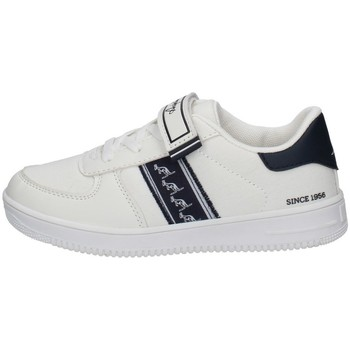 Scarpe Bambino Sneakers basse Australian AU056 BIANCO
