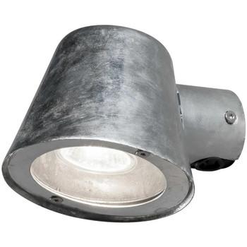 Casa Applique Konstsmide Lampada da parete Argento