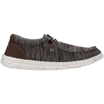 Scarpe Uomo Mocassini Café Noir TM9700 Sneaker  Uomo Marrone