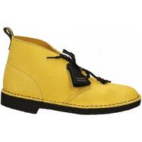 Scarpe Uomo Stivaletti Clarks DESERT JAMAICA yellow