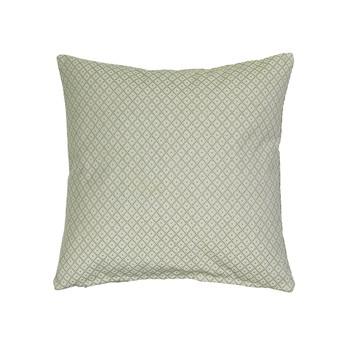 Casa Fodere per cuscini Broste Copenhagen GRO Verde / Sage