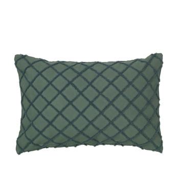 Casa Fodere per cuscini Broste Copenhagen MAGNE Smeraldo