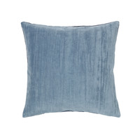 Casa Fodere per cuscini Broste Copenhagen HJALTE Blu