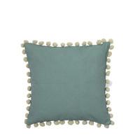 Casa Fodere per cuscini Broste Copenhagen POM Blu