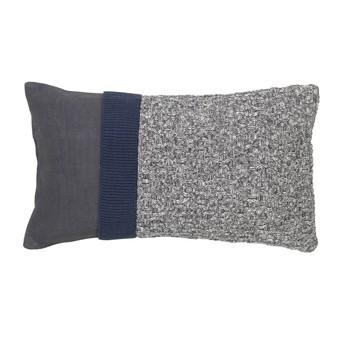 Casa Fodere per cuscini Broste Copenhagen KNIT Blu