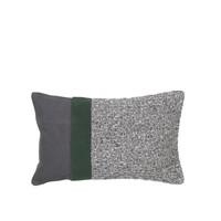 Casa Fodere per cuscini Broste Copenhagen KNIT Verde