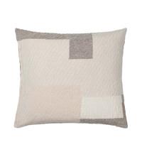 Casa Fodere per cuscini Broste Copenhagen PATCH Bianco