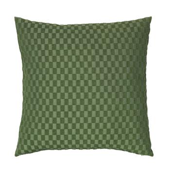 Casa Fodere per cuscini Broste Copenhagen LINO Verde
