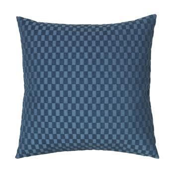 Casa Fodere per cuscini Broste Copenhagen LINO Blu