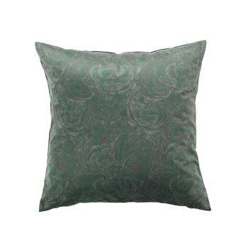 Casa Fodere per cuscini Broste Copenhagen MUSHROOM Verde / Smeraldo