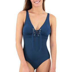 Abbigliamento Donna Costume intero Laura Beach 991388-C18 Blu