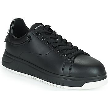 Scarpe Uomo Sneakers basse Emporio Armani ANITY Nero