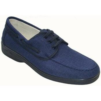 Scarpe Uomo Mocassini Cbp - Conbuenpie  Bleu