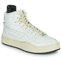 Scarpe Uomo Sneakers alte Diesel S-UKIYO MID Bianco