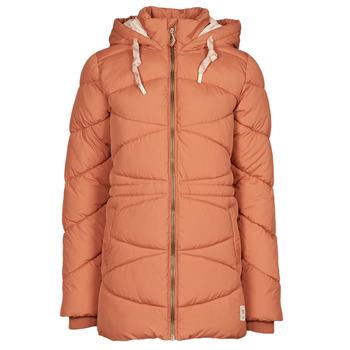 Abbigliamento Donna Piumini Rip Curl ANTI SERIES SWC JACKET Terracotta