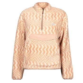 Abbigliamento Donna Felpe in pile Rip Curl DRIFTER POLAR FLEECE Peche