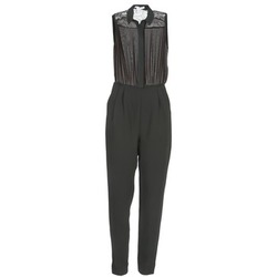 Abbigliamento Donna Tuta jumpsuit / Salopette BCBGeneration EGLANTINE Nero
