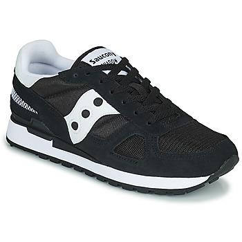 Scarpe Uomo Sneakers basse Saucony SHADOW ORIGINAL Nero / Bianco