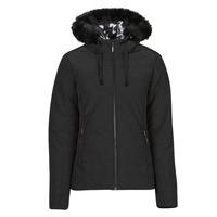 Abbigliamento Donna Piumini Desigual SNOW Nero