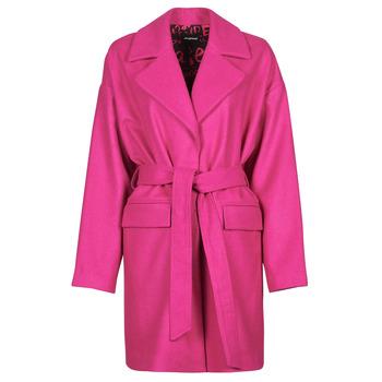 Abbigliamento Donna Cappotti Desigual RUBI Rosa
