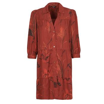 Abbigliamento Donna Abiti corti Desigual SEVILLA Rosso