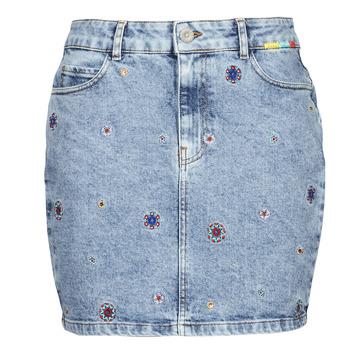 Abbigliamento Donna Gonne Desigual LESLIE Blu