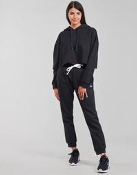 Abbigliamento Donna Pantaloni da tuta Champion HEAVY ORGANIC COTTON POLY FLEECE Nero